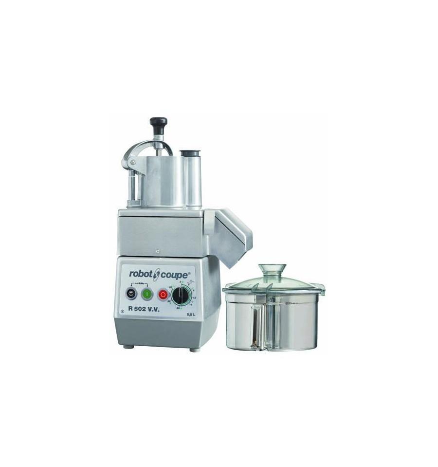 Combin cutter et coupe l gumes robot coupe - Robot soupe chauffant ...