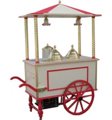 chariot glaces belle epoque. Black Bedroom Furniture Sets. Home Design Ideas