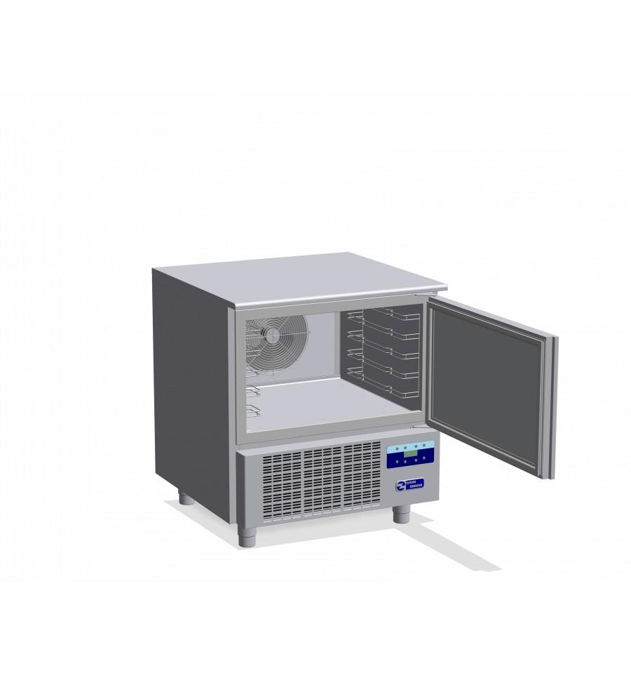 Cellule de refroidissement mixte for Chambre de refroidissement rapide