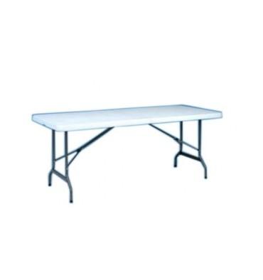 Table pieds pliants 1820mm - Table pied pliant ...