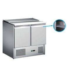 Saladette réfrigérée 2 ou 3 portes