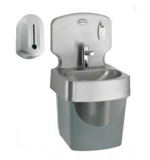 Lave mains à commande électronique