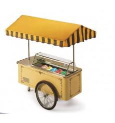 Chariot à glaces CARETTINO