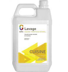 Détergent liquide pour lave vaisselle professionnel