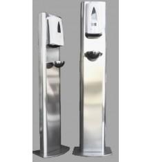 Distributeur de gel hydroalcoolique autonome