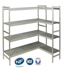 Rayonnage chambre froide tag re chambre froide for Rayonnage chambre froide