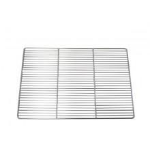 Lot de 10 grilles inox 600x400